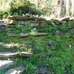 Treppen und Steine