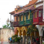 Kutscher Platz, früher Sklavenmarkt und Wohnort der Reichen