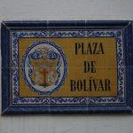 Straßenschilder in Cartagena