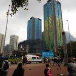 Bogotá modern gleich neben der Altstadt