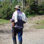 Cowboys gehören zum Straßenbild