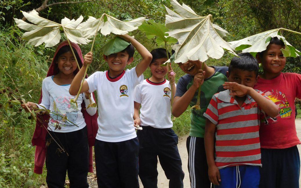 Die freundlichsten Kinder der Welt gibt es in San Andrés