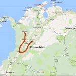 Kolumbien - ist nicht so klein