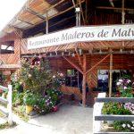 Raststätte in Tierradentro Reis mit Bohnen morgens um 8:00