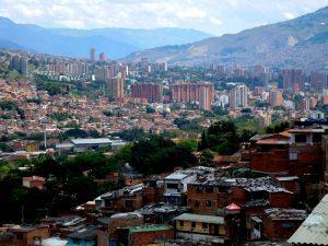 SimCity = Medellin