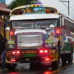 Chiva auch in Panama