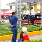 Kolumbianische Selfies