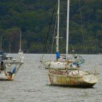 Yacht-Träume am Ende