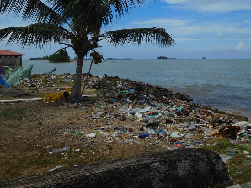 Müll-Katastrophe