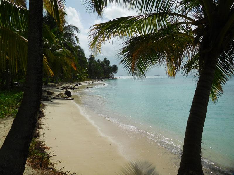 Unsere erste Fototapeten-Insel