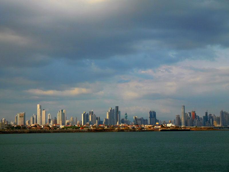Panama Stadt - Weltstadt
