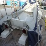 Neues Schlauchboot