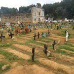 ungewöhnlicher, Katholischer Friedhof