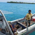 Fischer mit Akku Problem
