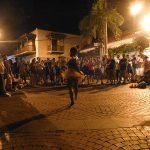 Leben auf der Plaza Trinidad