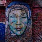 Graffiti Kunst in Cartagena