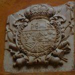 Wappen im Inquisitionspalast