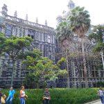 Kirche am Plaza Bodero