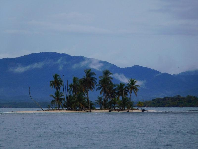 Küstensaum von Panama