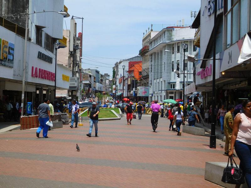 Echtes Leben in Panama City - nur nicht so schön