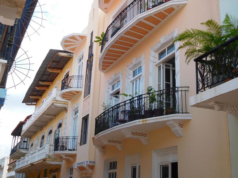 Perfekt renovierte Fassaden - ein Augenschmaus