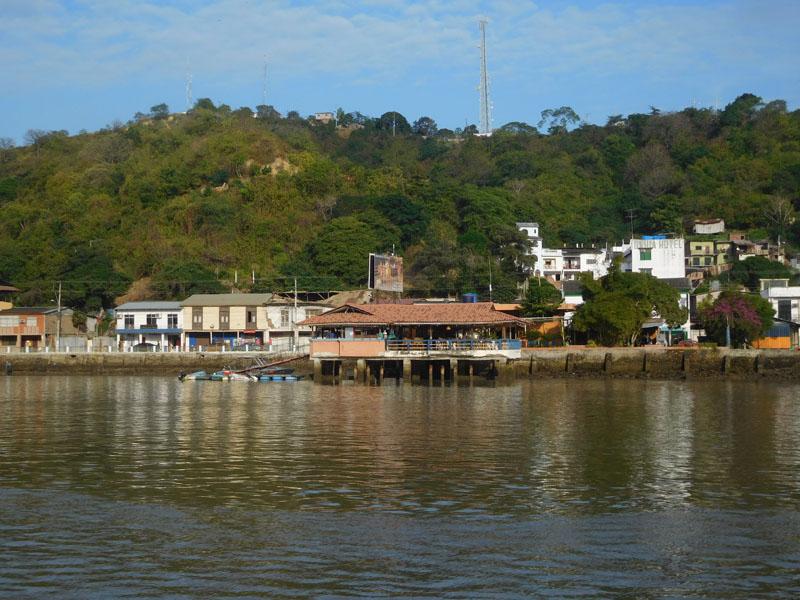 Marina Amistad in Bahía de Caráquez