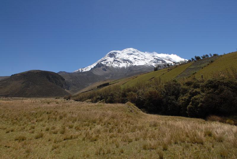 Chimborazo - der höchste Berg der Welt  ;-)