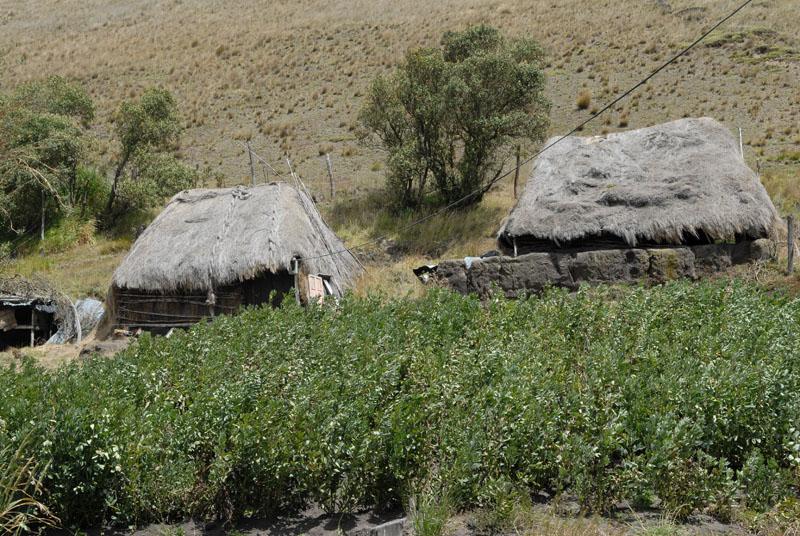 Wohnen auf 4000 Meter ohne Heizung - unvorstellbar