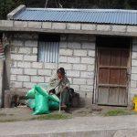 Typisches Wohnhaus - alle ohne Heizung