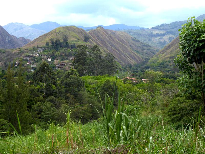 Die Dorfmark von Vilcabamba