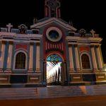Kirche von Vilcabamba