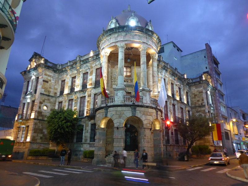 Cuenca ist an jeder Ecke schön