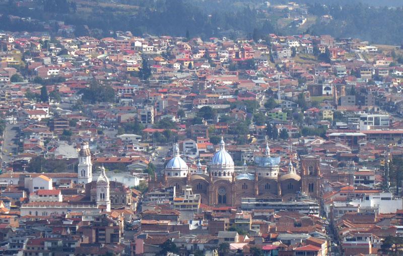 Die Altstadt von Cuenca