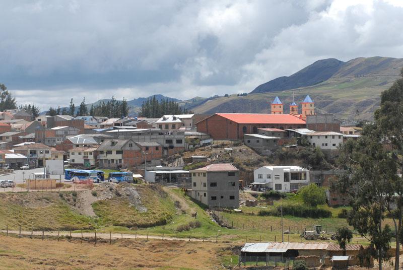 Dorf Ingapirca