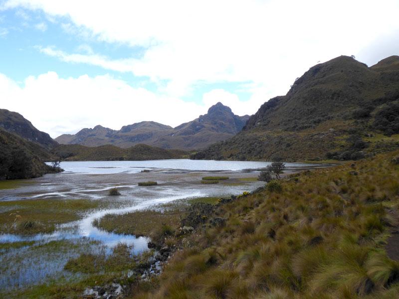 El Cajas Nationalpark - zum Verirren