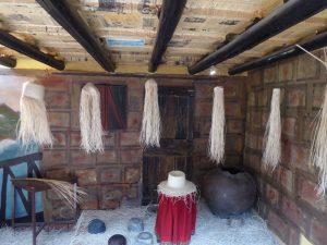 Entstehung eines Panama Hutes
