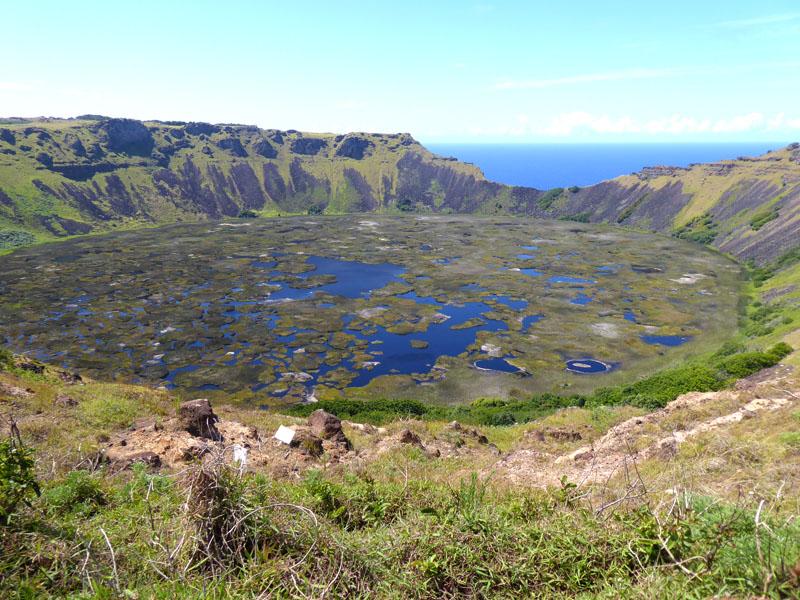 Krater Rano Kau