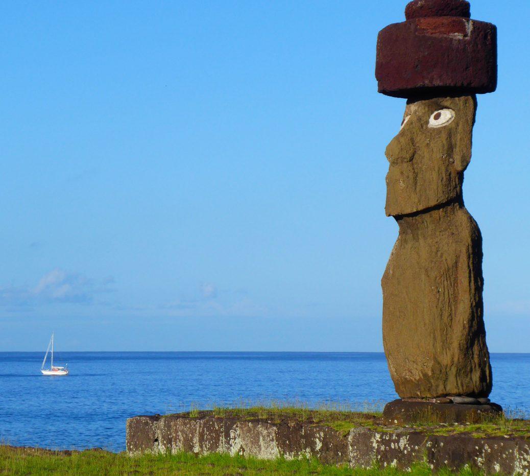 Moai und Atanga