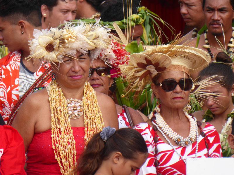Sängerinnen aus Tubuai