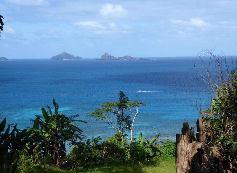 Die anderen Inseln im Atoll müssen noch warten