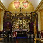 Altar mit Perlmutt